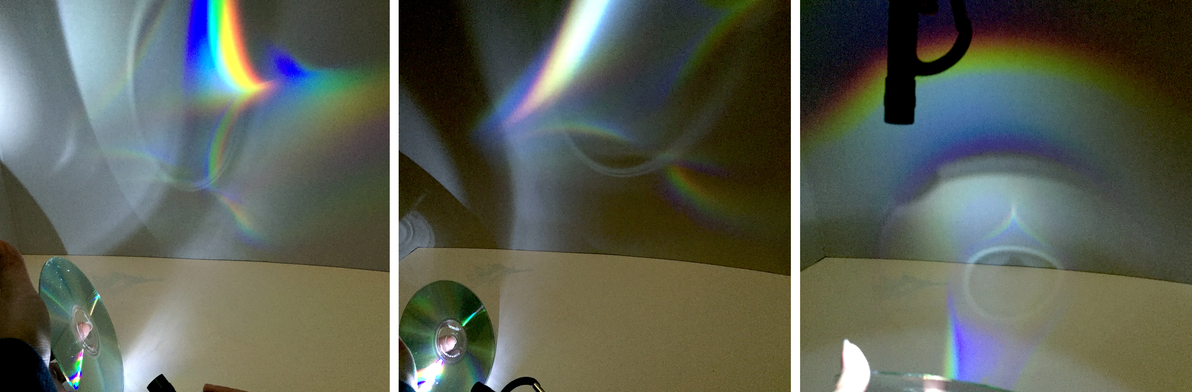 Science Saturday! Blue Sky and Rainbows Experiments